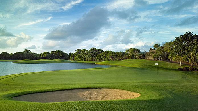 Идея бизнеса создание поля для гольфа
