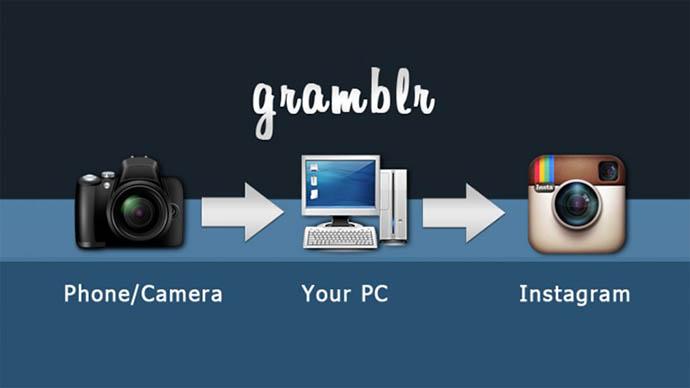 Как выложить фотографию +в инстаграм через компьютер.