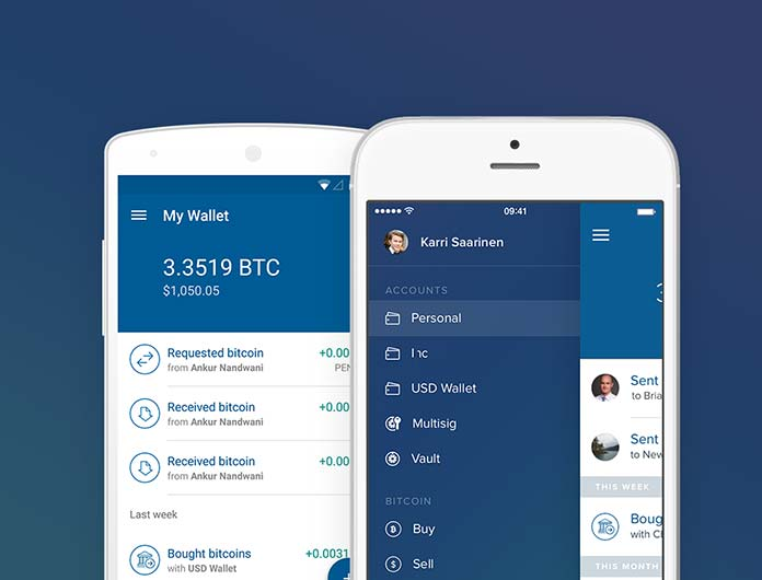 BlockChain Wallet