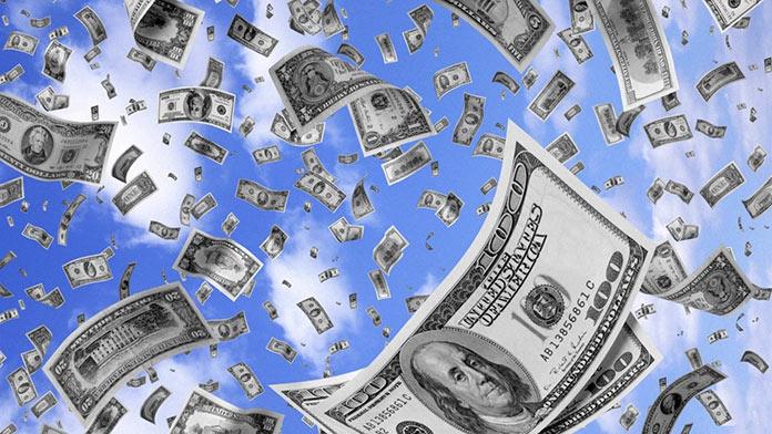 заработок денег из воздуха