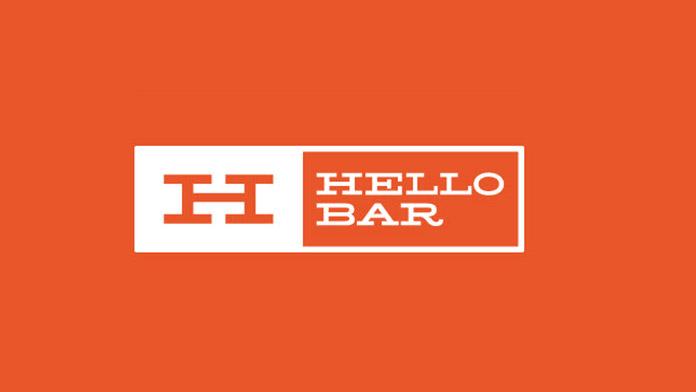 Установка и настройка hellobar